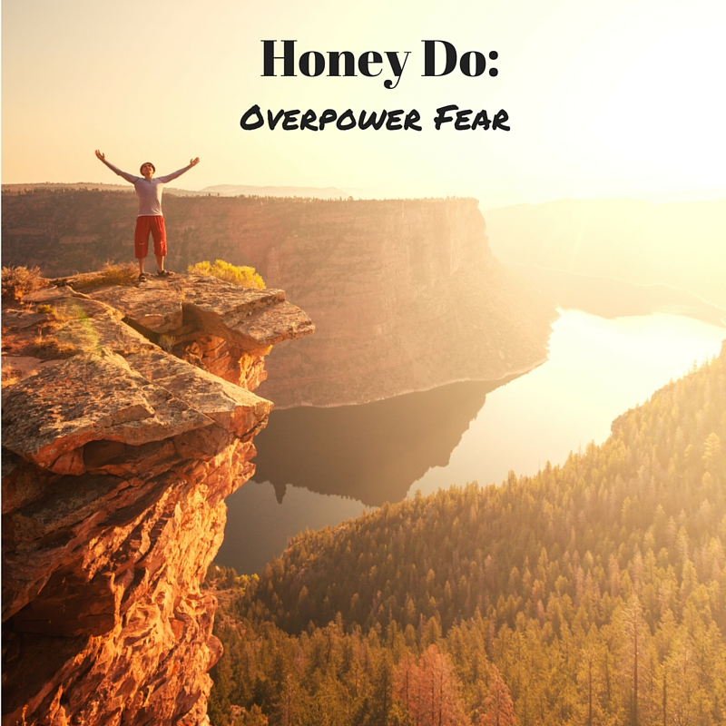 Honey Do: Overpower Fear
