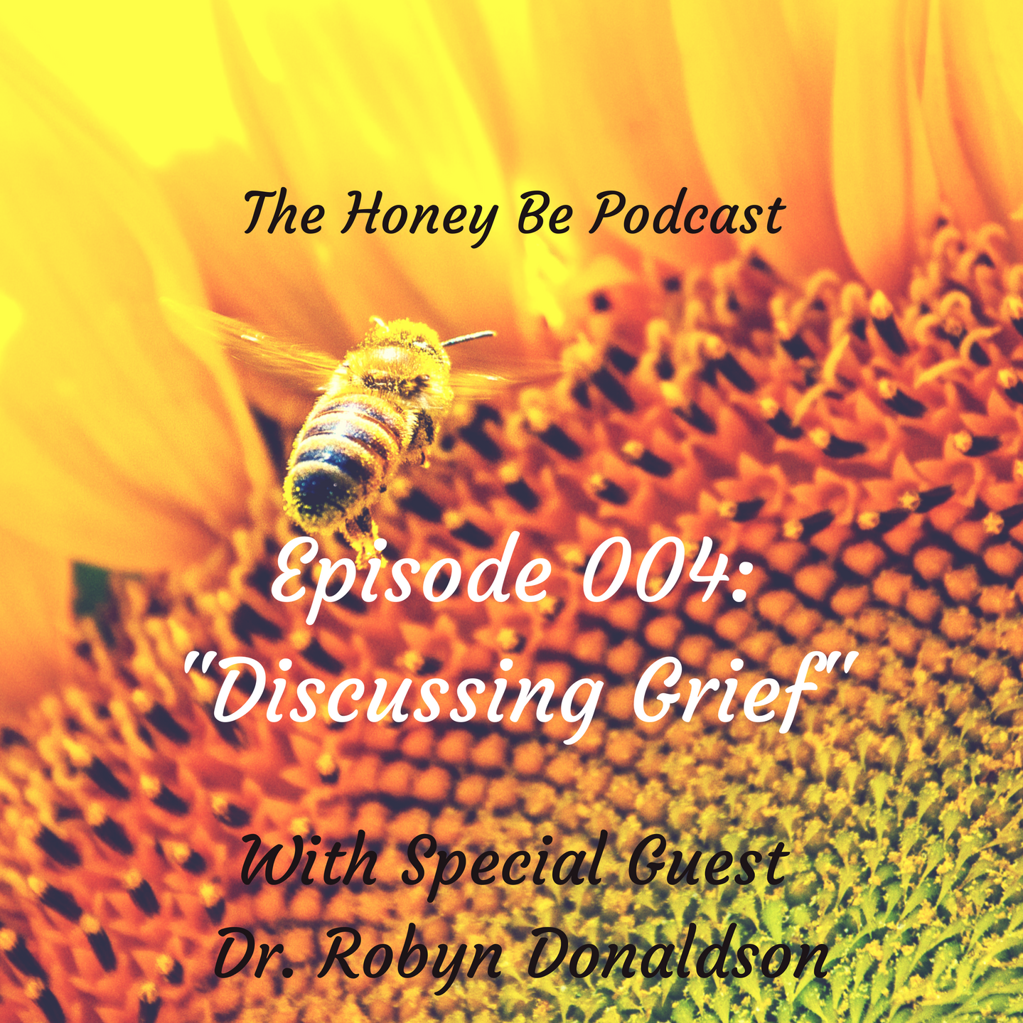 "The Honey Be Podcast – Episode 004: ""Discussing Grief"""